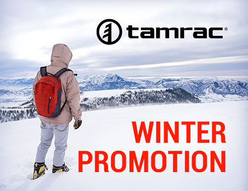 tamrac winter promotion