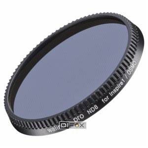 ND 8 walimex pro Drohnenfilter Set Inspire1 ND 16 //Osmo: CPL ND 4 X3